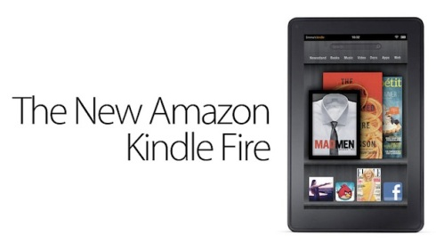 A Kindle Fire