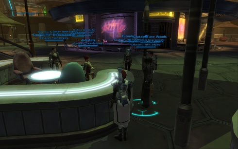 Star Wars RP Session